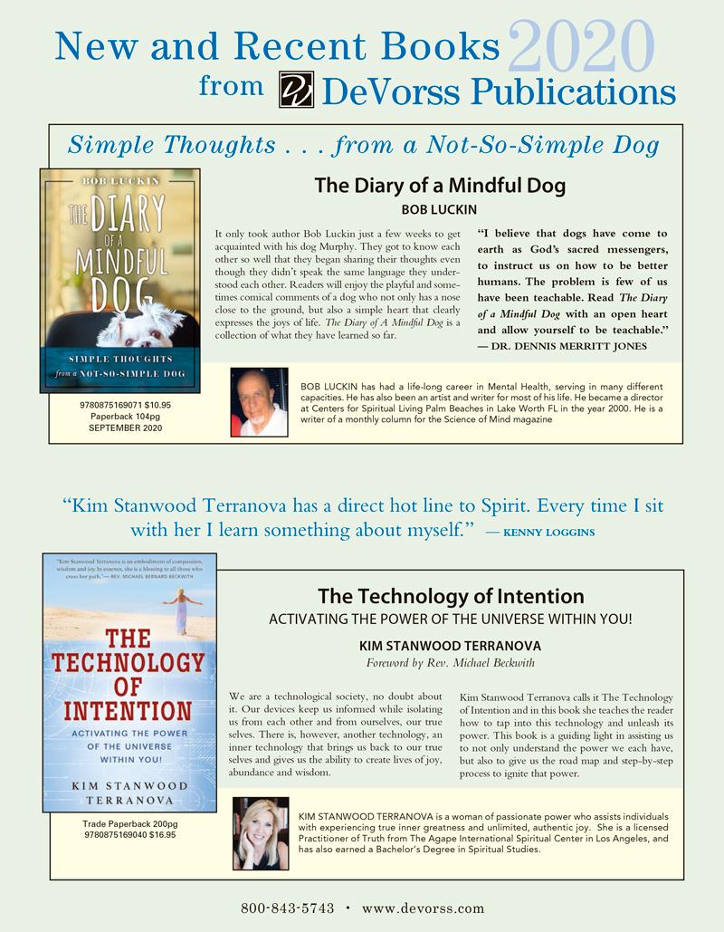 2020 DeVorss Publications Brochure
